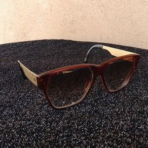 199d4b03695d0 Vintage Accessories - 1980s Christian Dior Wayfarer Sunglasses